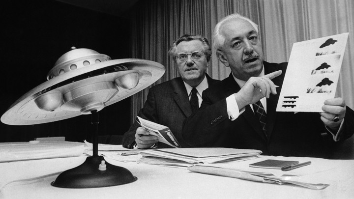 The Real Reasons Why the US Government Keeps UFOs Secret 49