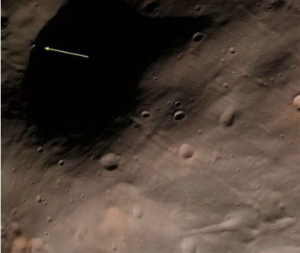 Extraterrestrial explorers allegedly built Monoliths on Mars and the Phobos Moon 33
