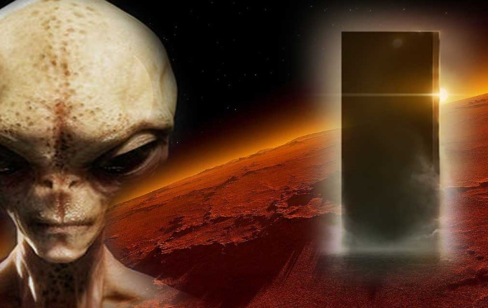 Extraterrestrial explorers allegedly built Monoliths on Mars and the Phobos Moon 31