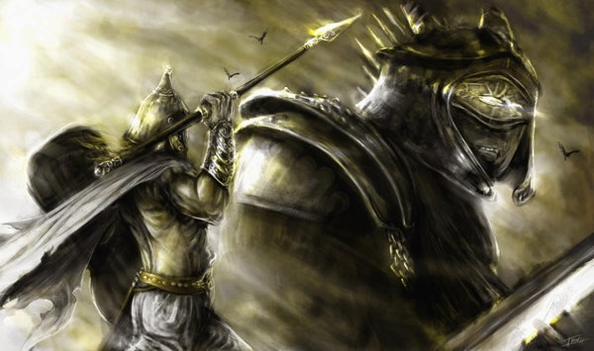 The Tuatha de Danann: the tribe that fought against the Anunnaki 104