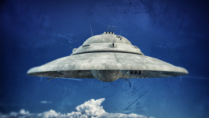 Aliens, UFO bases, Nazi Bases, or Trapped Fallen Angels? 57