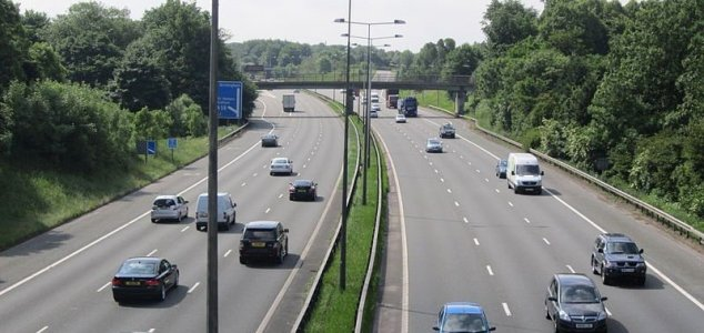 England: the M6 ​​motorway theater of paranormal phenomena 97