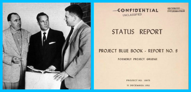 Project Blue Book | Unidentified Flying Objects 33