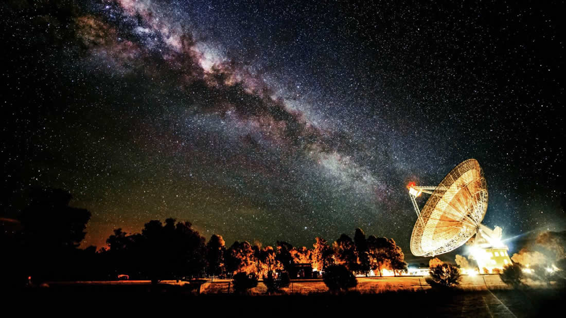 Several observatories recorded three signals from the same area of space 31