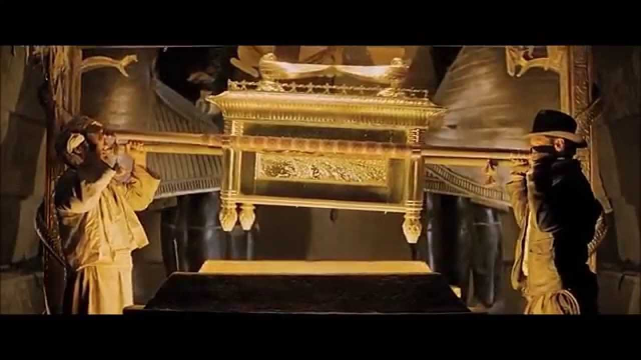 Archaeologists discovered the stone table where Ark of the Covenant rested 31