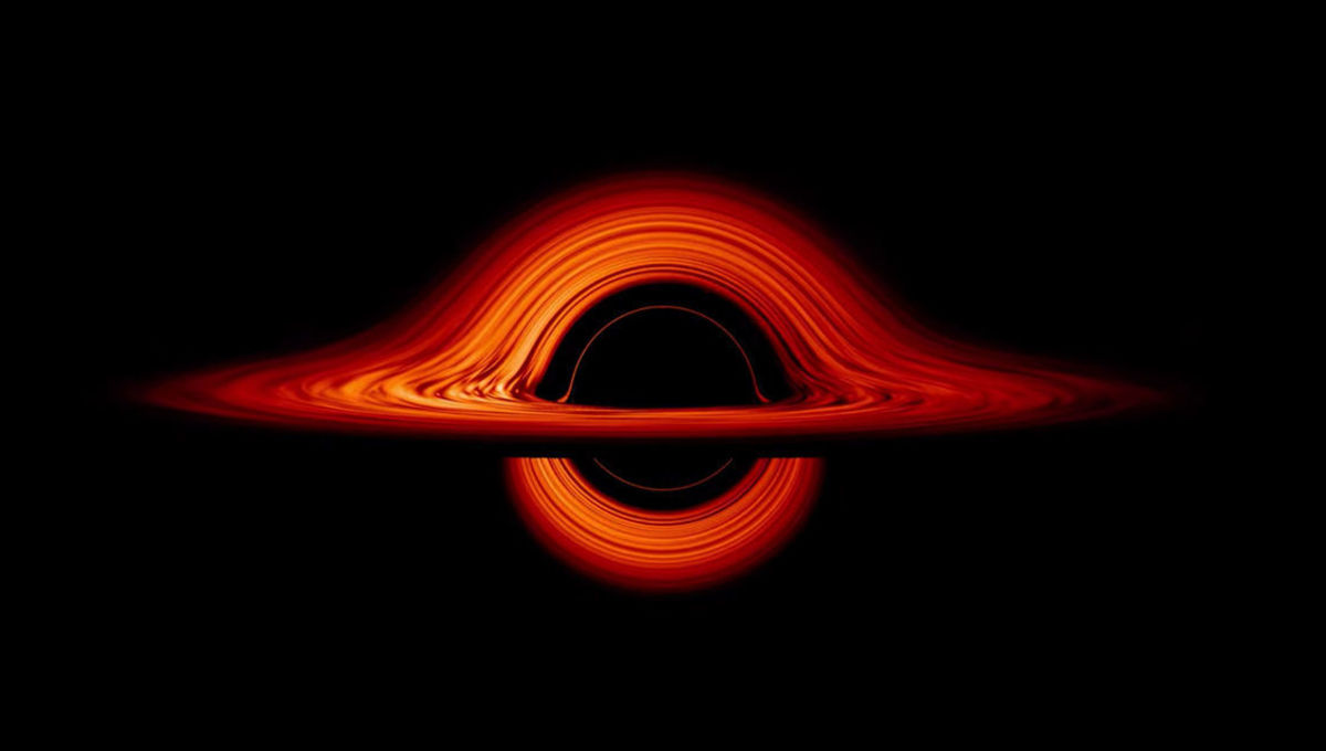 What is hidden behind the first ever black hole snapshot in human history? 39