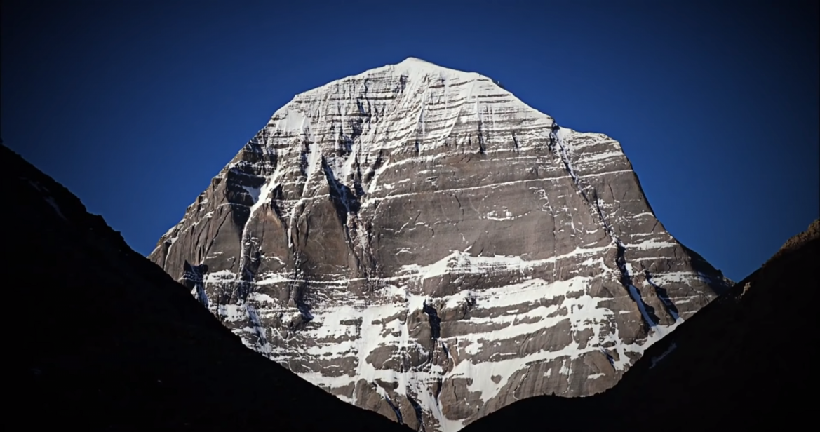 Kailash Mountain: Pyramid or Nuclear Power Plant? 33