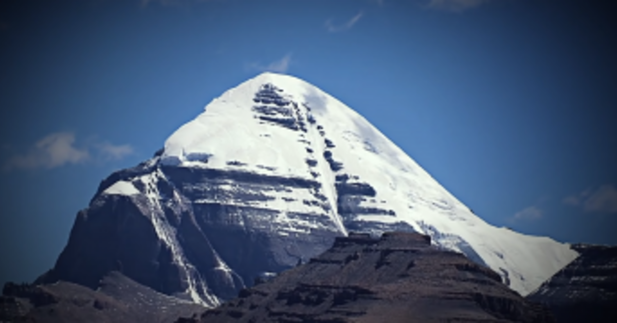 Kailash Mountain: Pyramid or Nuclear Power Plant? 67