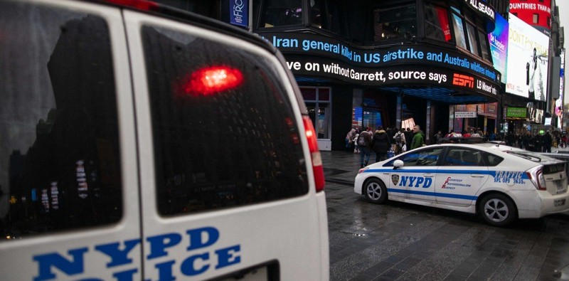 New York prepares for possible Iran attacks