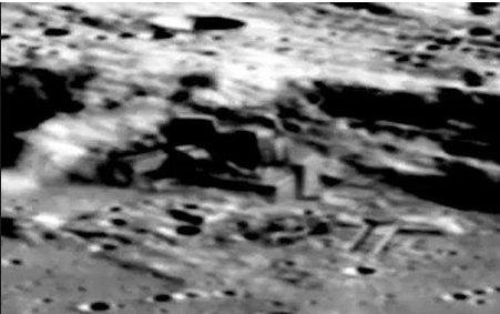 Are there Extraterrestrial Industrial Bases on Moon? 37