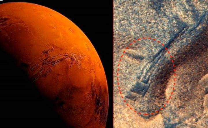 MARS, mysterious ancient structures prove that Aliens lived on the Red Planet 31