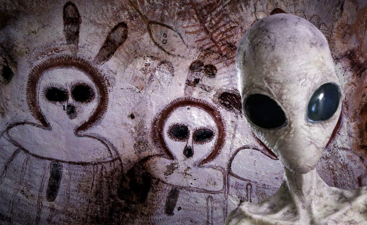 Ancient astronauts in Australia 31