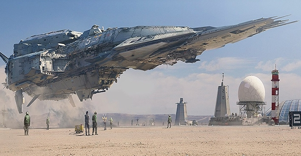 US Navy and NASA may have a fully operational fleet of Alien Technology space ships 37
