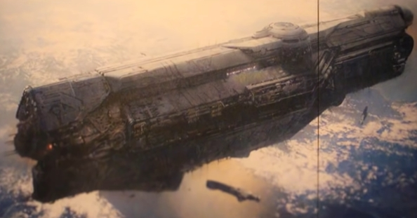 US Navy and NASA may have a fully operational fleet of Alien Technology space ships 33