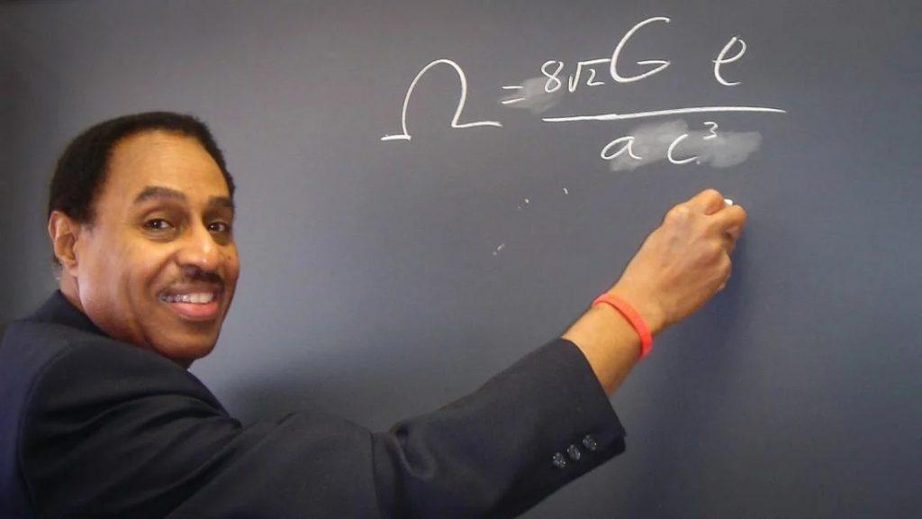 Physicist Ronald Mallett