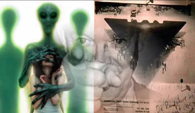"""The United States made a """"Secret Agreement"""" with the Gray Aliens for the Preservation of Humanity 36"""