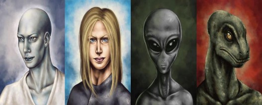 """The United States made a """"Secret Agreement"""" with the Gray Aliens for the Preservation of Humanity 33"""