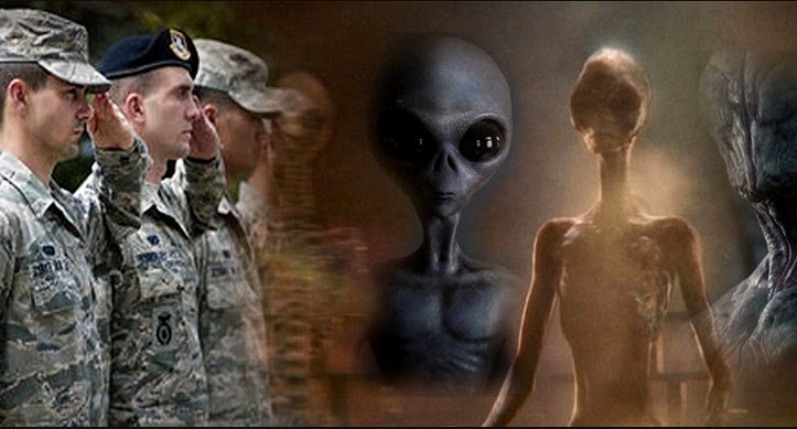 """The United States made a """"Secret Agreement"""" with the Gray Aliens for the Preservation of Humanity 34"""