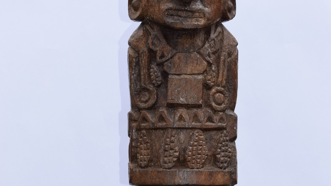 Pachacámac idol in Peru reveals its mysterious past 34