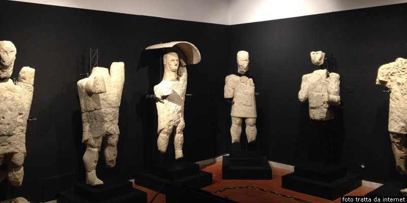 The Giants of Monte Prama: extraterrestrial robots thousands of years ago? 34
