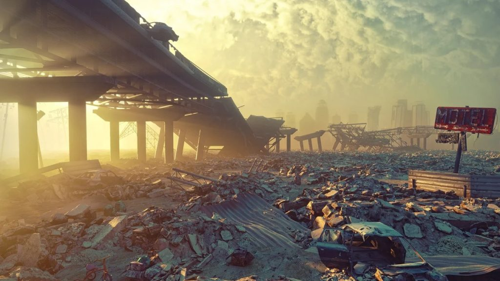 Extinction of humanity