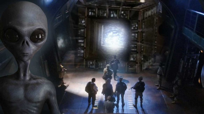 "Project ""Looking Glass"", the plans of the Secret Government on time machines and Stargate devices 46"