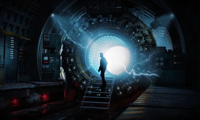 """Project """"Looking Glass"""", the plans of the Secret Government on time machines and Stargate devices 41"""