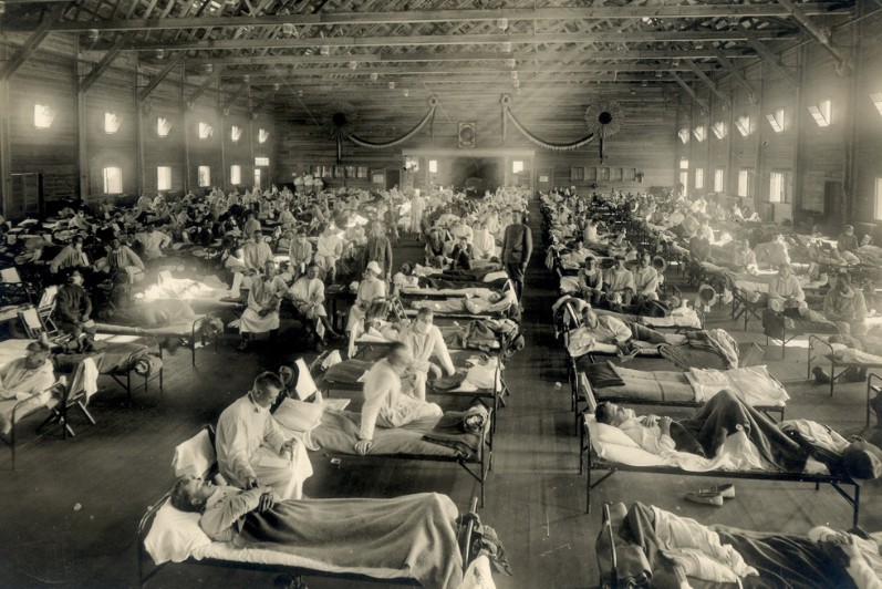 Is it coincidence that every 100 years our world is devastated by a pandemic? 46
