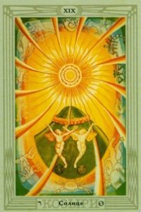 The book of Thoth and the great Arcana of Tarot 40