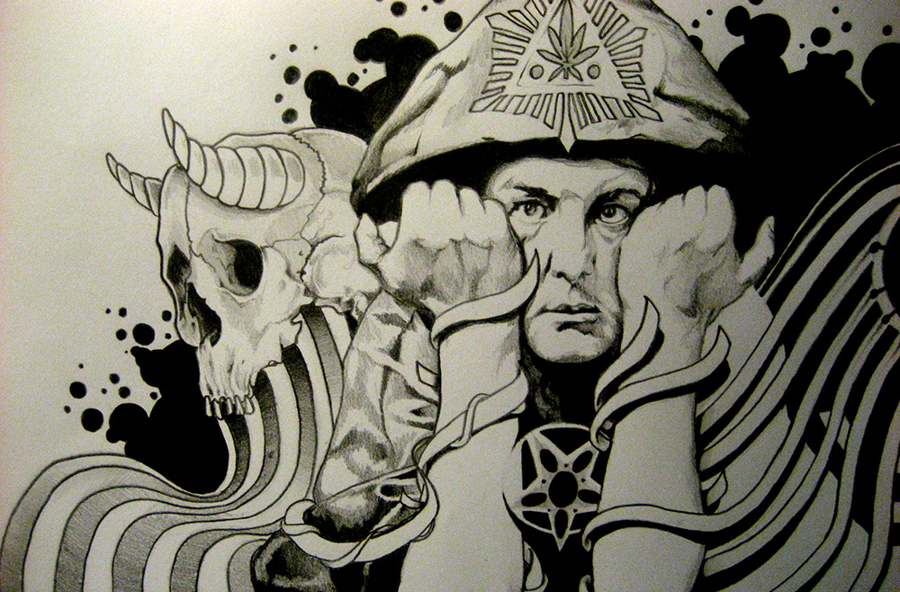The elusive all power of Aleister Crowley 31
