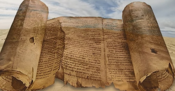 Newly Discovered Ancient Scrolls - Archons Rulled The Earth 32