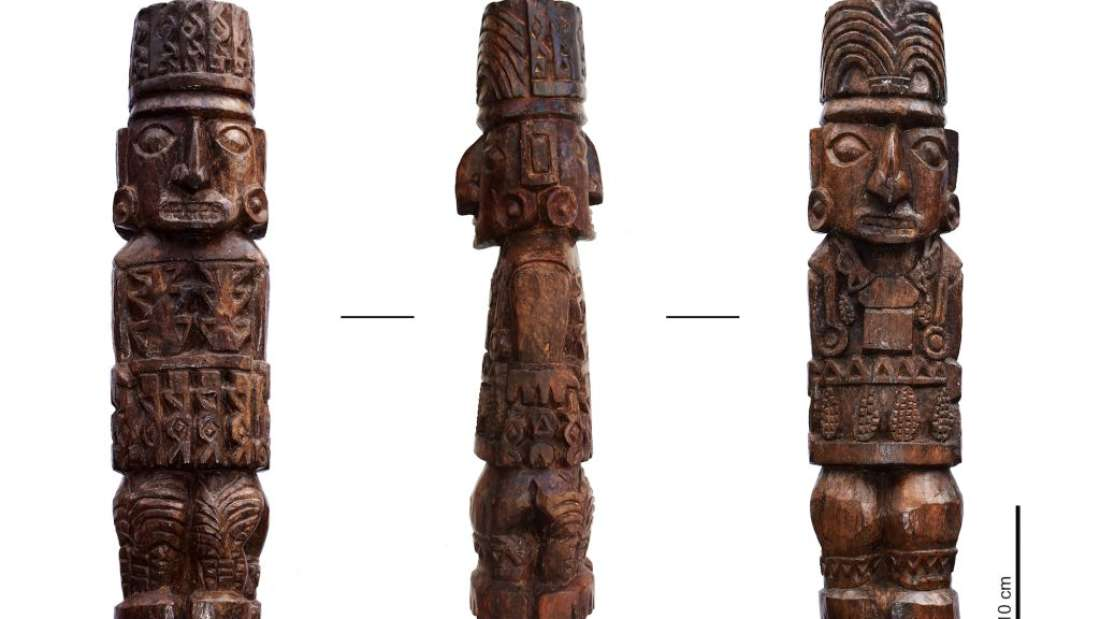 Pachacámac idol in Peru reveals its mysterious past 32