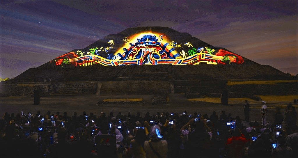 Teotihuacan: The City where the Giant Gods were born