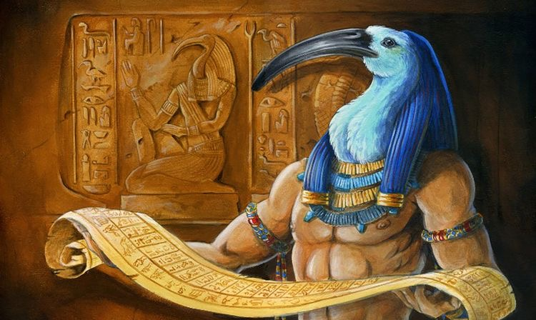 The book of Thoth and the great Arcana of Tarot 31