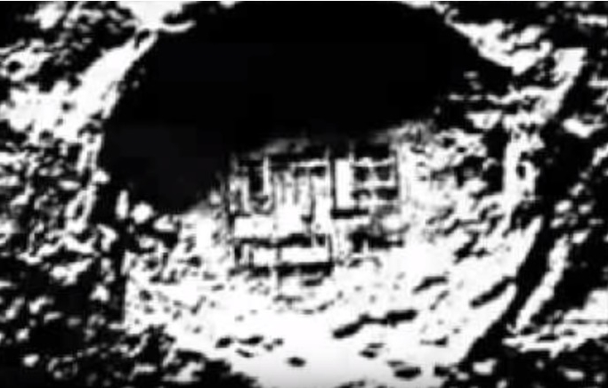 Are there Extraterrestrial Industrial Bases on Moon? 36
