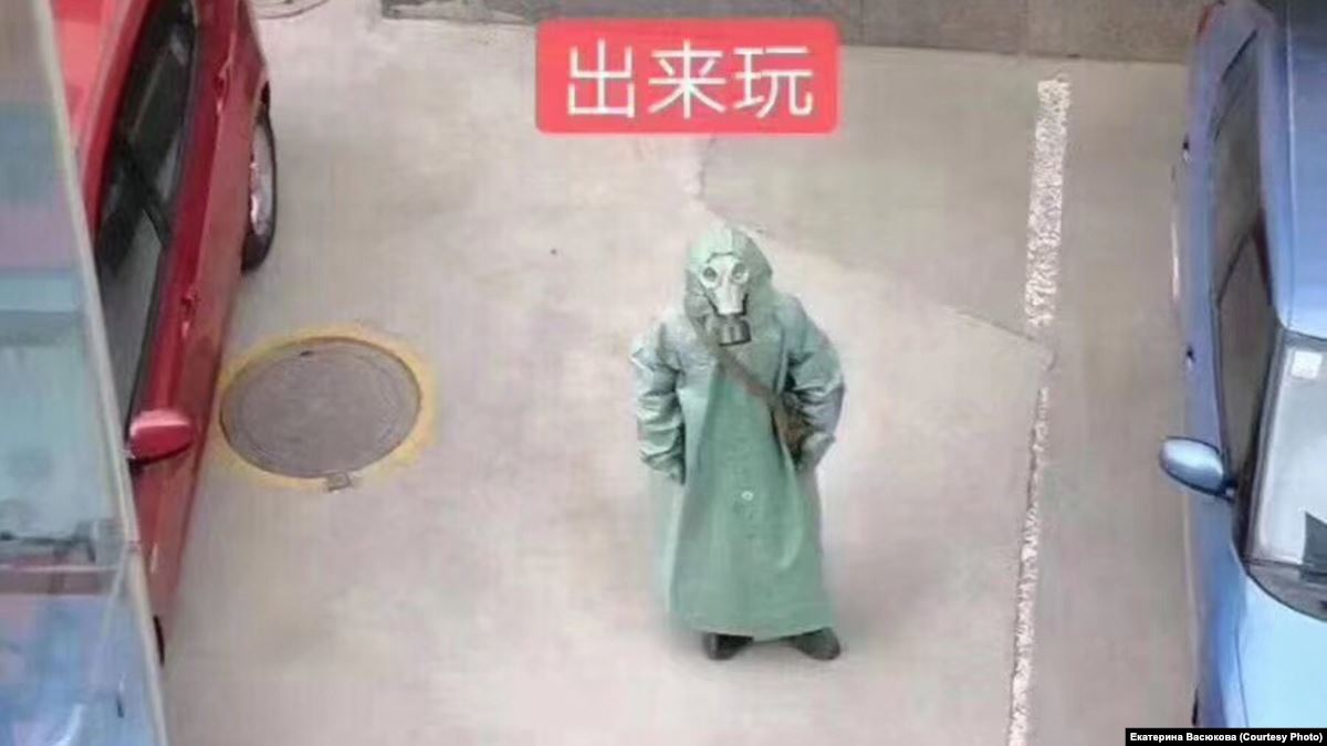 "The Chinese coronavirus ""escaped"" from a dangerous laboratory 35"