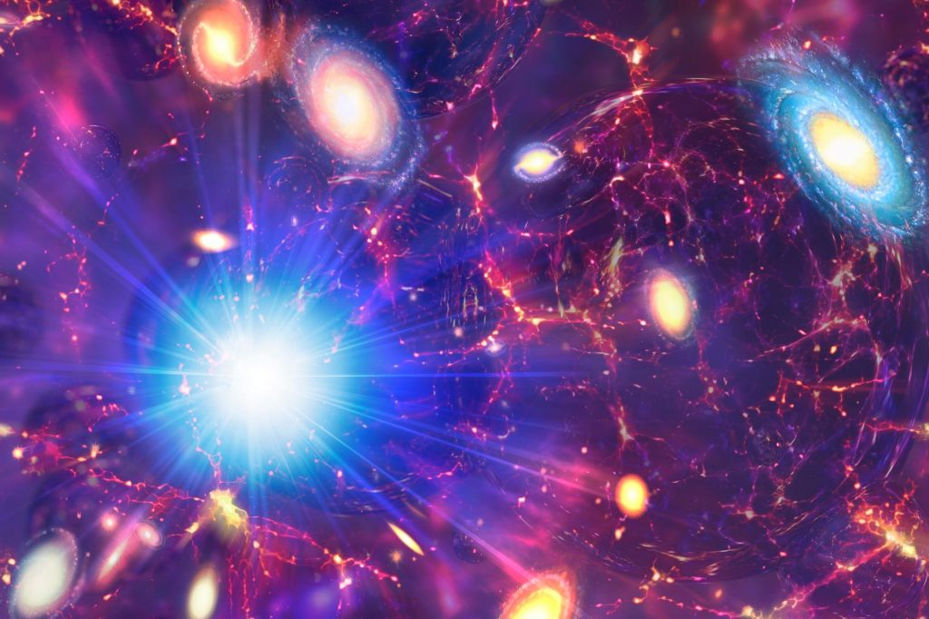 What awaits the universe at the end: three possible scenarios 52