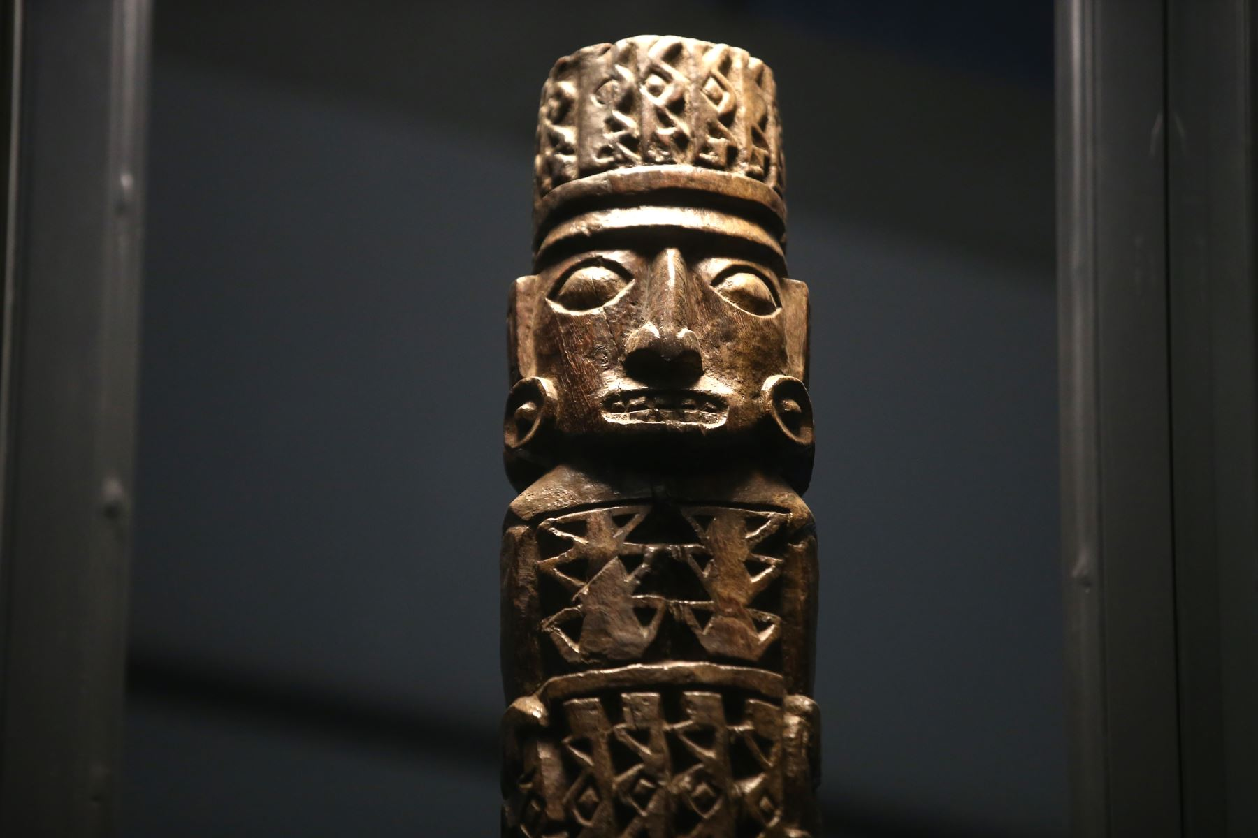 Pachacámac idol in Peru reveals its mysterious past 39