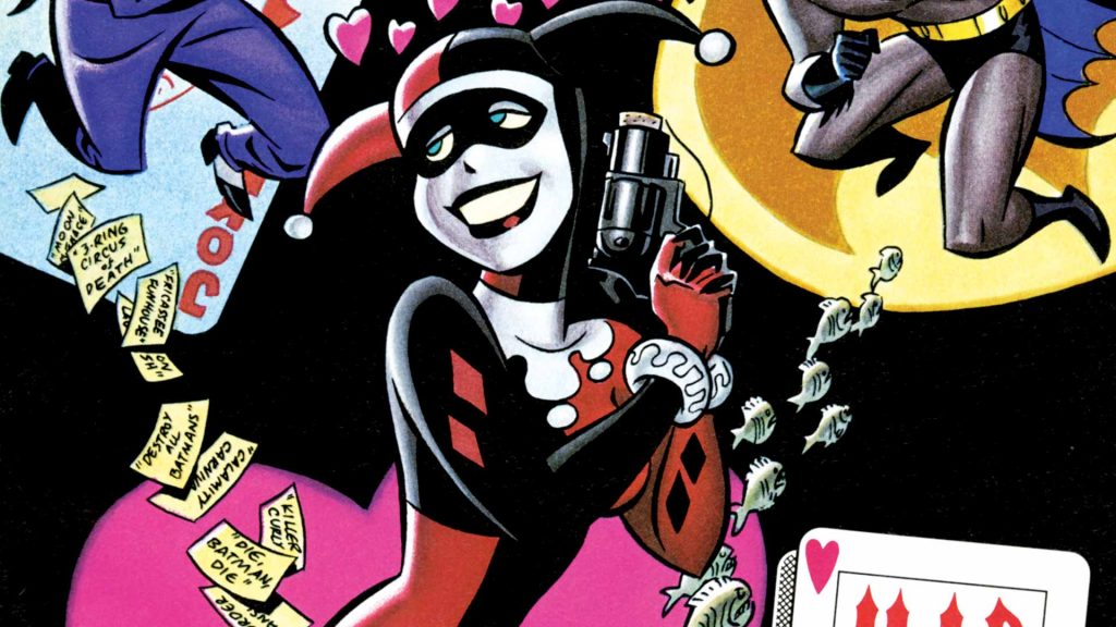 The true story of Harley Quinn 33