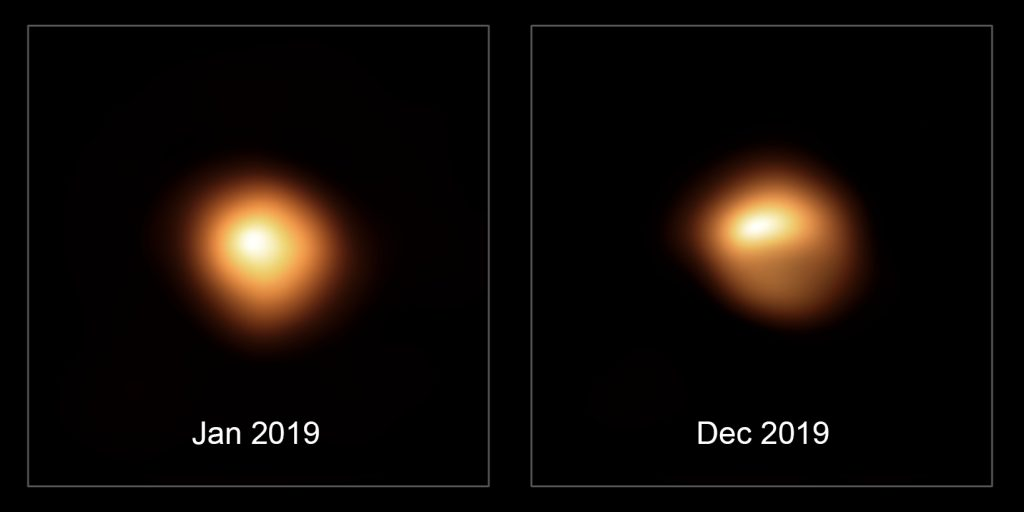 Will Betelgeuse explode and what does this threaten us with? 4
