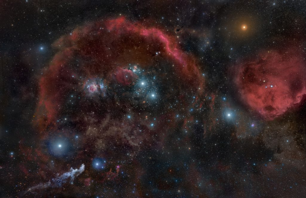 Will Betelgeuse explode and what does this threaten us with? 6