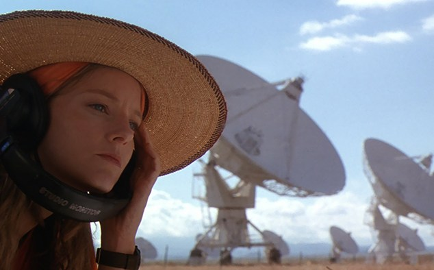 Scientists will seek extraterrestrial life with the use of a massive US radio telescopes network. The same ones that inspired the movie Contact 31