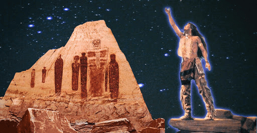 The Cherokee mystery and the star people 39