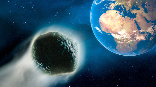 What if catastrophes on a planetary scale gave humanity a chance? 40