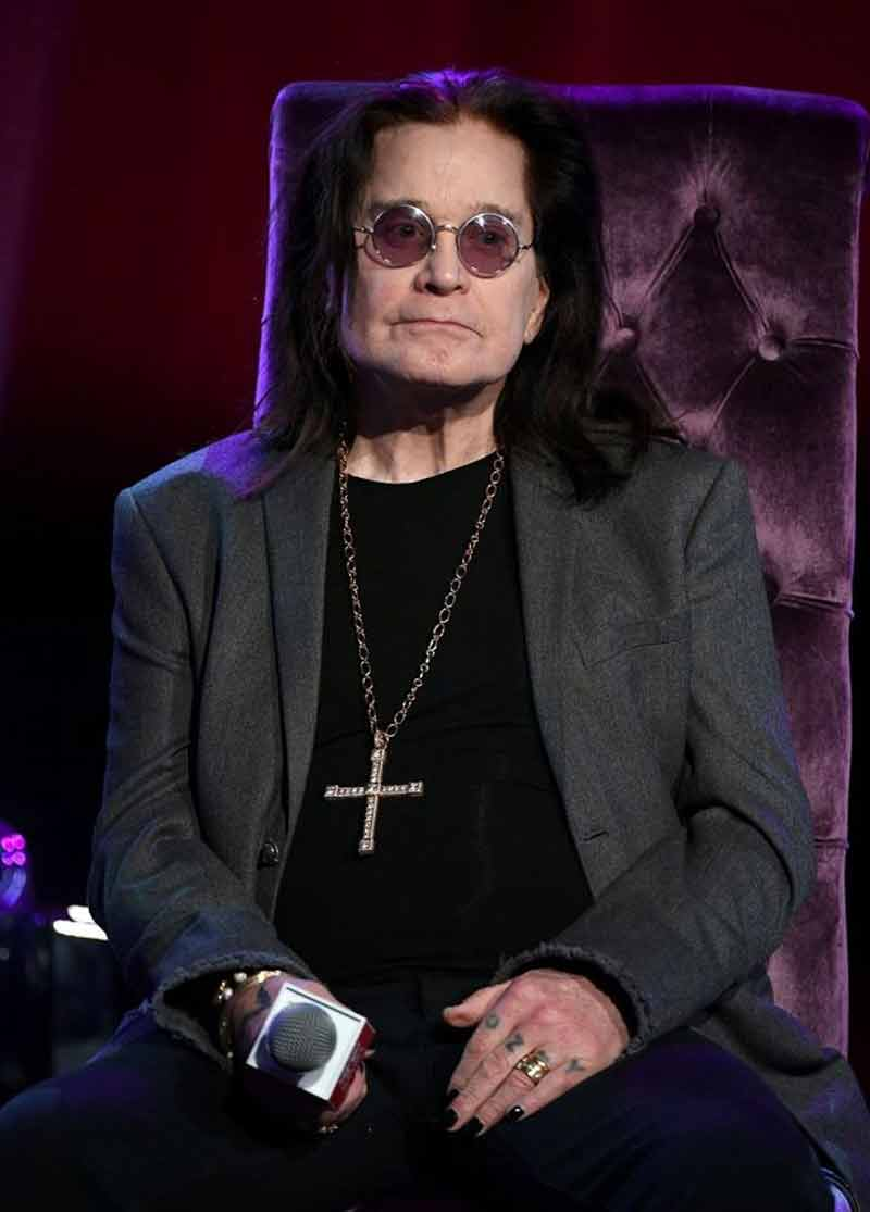 "Ozzy Osbourne says you have to be ""crazy"" to not believe in aliens 37"