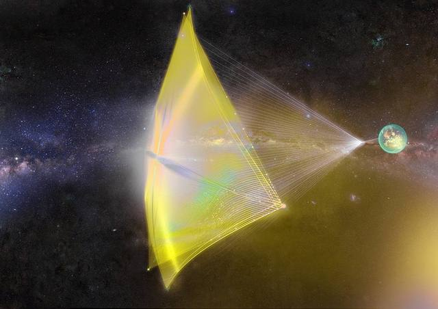 Spaceships could approach the speed of light using supernovae to propel themselves, says new study 33