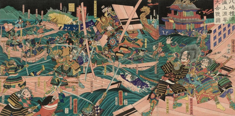 Heike, the mystery of the samurai-faced crabs 33