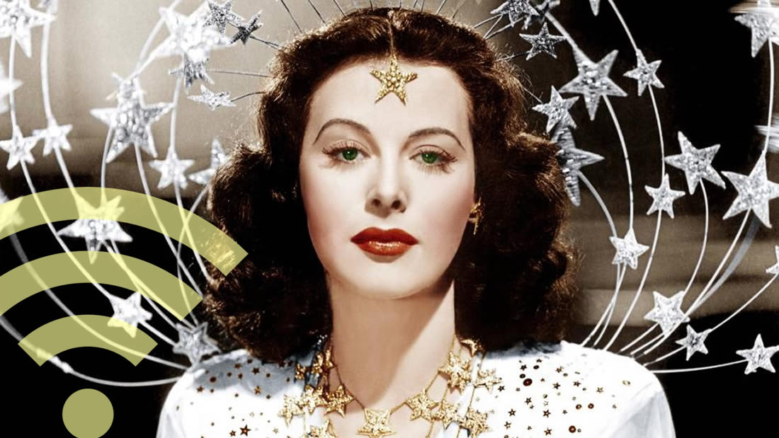 The Hollywood actress who invented WiFi 31