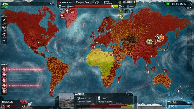 New mode in the game Plague Inc. will save humanity from COVID-19 45
