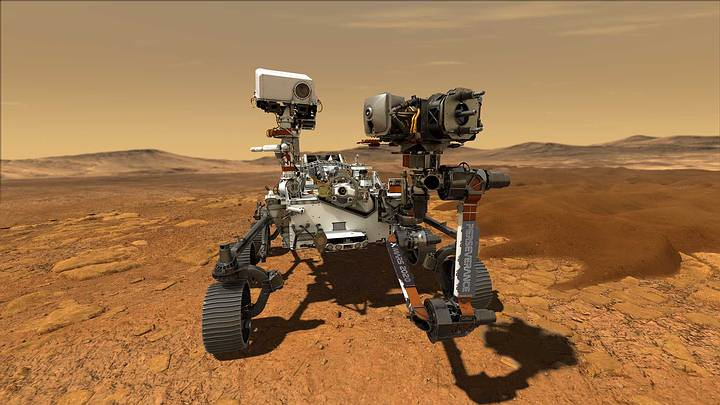Perseverance: the new name of the rover that Martians will look for in 2021 31